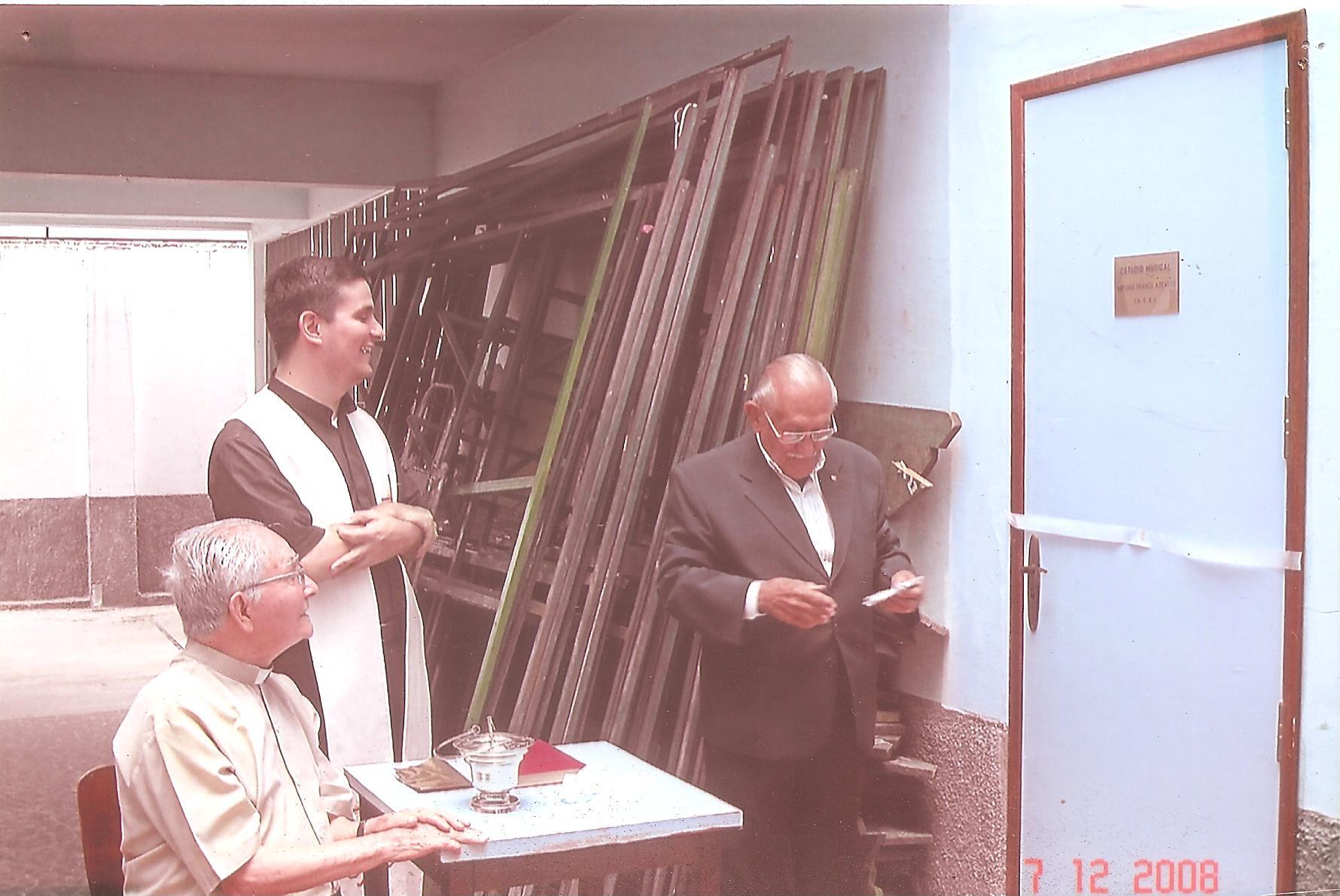 A Benção studio Paróquia 1 001